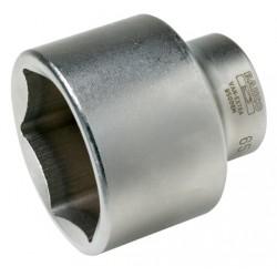 """Vaso 1"""" Hex,63mm 9500SM-63 Herramientas BAHCO"""