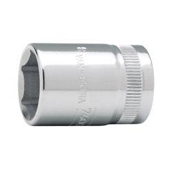 """Vaso 3/8"""" Hex. 17mm 7400SM-17 Herramientas BAHCO"""