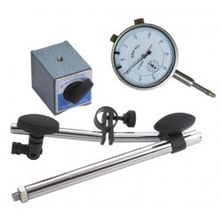 Base Magnética Con Micrometro 1154 Herramientas BAHCO
