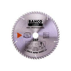 Sierra Circular 4Xf 8501-4XF Herramientas BAHCO