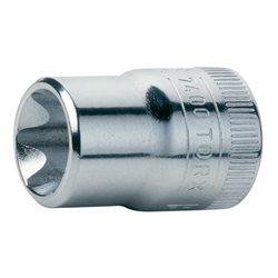 "Vaso3/8"" Torx Hembra, E14 Clip SB7400T0RX-E14 Herramientas BAHCO"