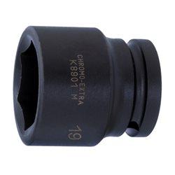 """Vaso Impacto 3/4"""" Hex. 46mm K8901M-46 Herramientas BAHCO"""