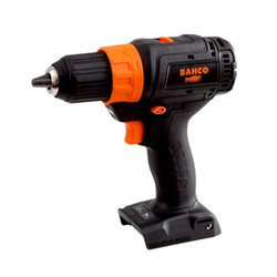 """Taladro atornillador 18V 13mm-1/2"""" sin escobillas y portabrocas automático BCL33D1 Herramientas BAHCO"""