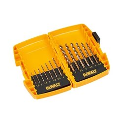 Tough Case grande con 29 brocas para metal Extreme 2, Ø 1 - 13mm Herramientas Dewalt