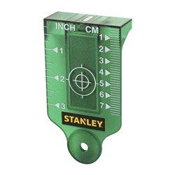 Objetivo para láseres verdes Herramientas STANLEY