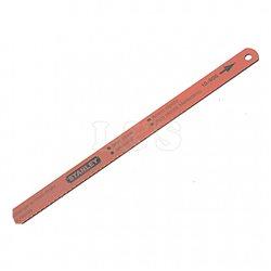 5 hojas de sierra Rubis para metal 24dpp Herramientas STANLEY