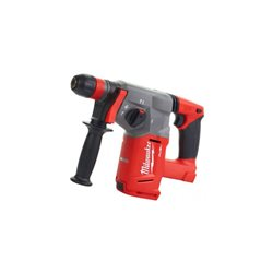 Martillo combinado FUEL 18V, VER-0 Li Ion, 2,8J, 26mm con Dynacase Herramientas Milwaukee