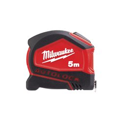 Flexómetro Autolock 5m x 27mm 4932464663 Herramientas Milwaukee