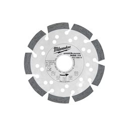 D.DIAMANTE SC MAT.DUROS - HUDD 115MM Herramientas Milwaukee