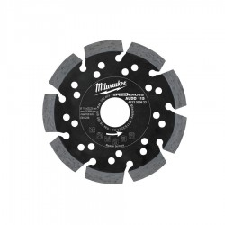 D.DIAMANTE SC MAT.ABRASIVOS - AUDD 150MM Herramientas Milwaukee