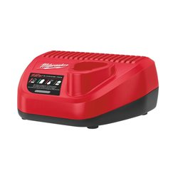 Sistema M12 - Carga en 30/60 min. - Li-Ion y RED Lithium-Ion Herramientas Milwaukee