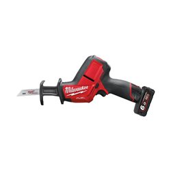 Sierra Sable 12 V FUEL 4,0 ah Litio Fixtec Herramientas Milwaukee