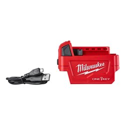 Adaptador M18 ONE KEY Herramientas Milwaukee