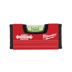 Nivel de bolsillo 10cm - 10pc 4932459100 Herramientas Milwaukee