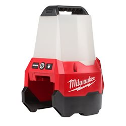 Iluminación multitarea M18™, 2200 / 1000 lúmenes TRUEVIEW™, ver-0 Herramientas Milwaukee