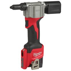 Remachadora 12V hasta remaches de 5mm. 1x2,0Ah Herramientas Milwaukee