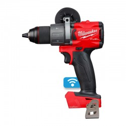 Taladro atornillador M18 FUEL SIN ESCOBILLAS ONE KEY, Red Lithium ver-0 con HD Box Herramientas Milwaukee