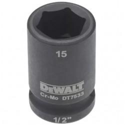 """Llave de impacto de Ø 15mm 1/2"""" DEWALT Herramientas Dewalt"""