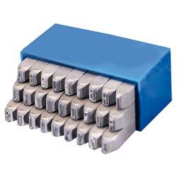 GRAVUREM 101.SR1 - Juego abecedario 27 piezas (A-Z) SR - Standard (1 mm) Herramientas Gravurem