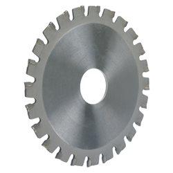 LEJA TOOLS 701125 - Disco de corte dientes metal duro SAFESAW STEEL - Ø 125 mm - Ø Eje 25,4 mm Herramientas Leja Tools