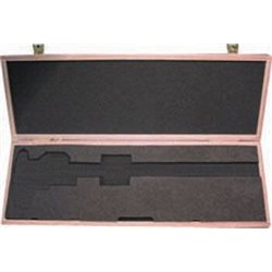 VOGEL 2099330 - Estuche de madera para calibre pie de rey de tornero - Para pie de rey largo 300 mm Herramientas Vogel