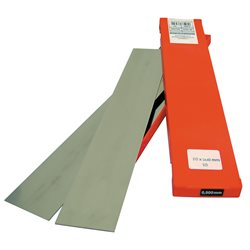 RECORD 466300 - Pack de 10 láminas suplementarias de 300x50x0,30 Herramientas Vogel