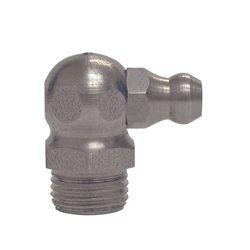 UMETA 1301152 - 100 engrasadores hidráulicos 90º 3/8-16 de acero Herramientas Umeta