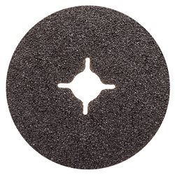 INTERFLEX SF581.115.120 - Caja de 25 discos de 115 mm de fibra carburo de silicio (grano 120) Herramientas Interflex