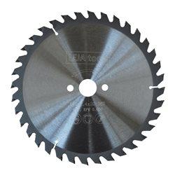 LEJA TOOLS HM-1903048LJ - Sierra circular HM Standard 2000 - Ø 190 mm - Ancho diente 2,4 mm - Eje 30 mm Herramientas Leja Tools