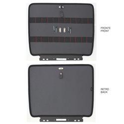 GT Line KIN.0382 - Panel portaherramientas inferior PEL para modelo ROCK 350 y TURTLE 350 Herramientas GT Line