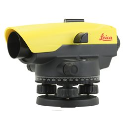 LEICA 840385-L - Nivel óptico automático NA524 (Aumento 24x Desviación 1.9 mm) Herramientas Leica Geosystems