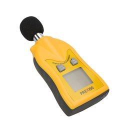 PREXISO 8250421 - Sonómetro para medir el ruido de hasta 130 dB PPX-130 Herramientas Prexiso