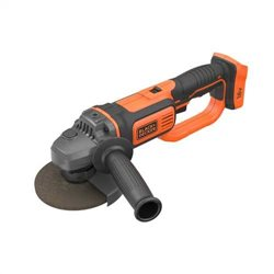 Mini-Amoladora 18V 125mm Incluye 1 disco 125mm (BCG720N-XJ) BLACK&DECKER Herramientas BLACK&DECKER