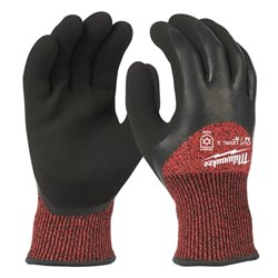 12 guantes Prot.térmica anticorte Nivel 3 - M/8 - 12uds MILWAUKEE 4932471610 Herramientas Milwaukee