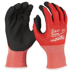 Guantes anticorte Nivel 1 (A) - M / 8 - 1 par MILWAUKEE