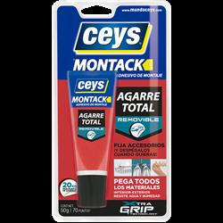 CEYS MONTACK AGARRE INMEDIATO REMOVIBLE BLISTER 50G Herramientas CEYS