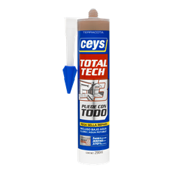 CEYS TOTAL TECH TERRACOTA CART 290ml Herramientas CEYS