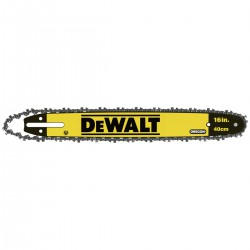 Espada y cadena 20cm para motosierra de pértiga XR 18V DEWALT DCMPS567P1/ DCMPS567N Herramientas Dewalt