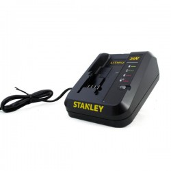 Cargador V20 18V 4A STANLEY SFMCB14-QW Herramientas STANLEY