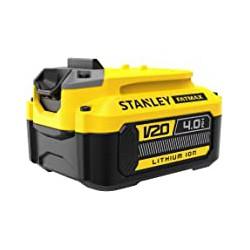 Batería V20 18V Li-Ion 4Ah STANLEY SFMCB204-XJ Herramientas STANLEY