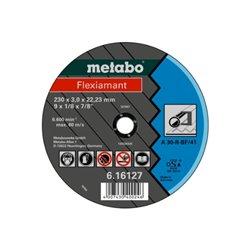 Flexiamant 150x3,0x22,23 acero, TF 42 (616313000) Herramientas METABO