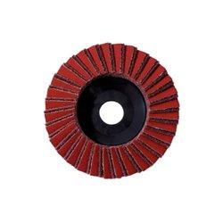 5 discos abrasivos de láminas combinados 125mm medio, amoladora angular (626416000) Herramientas METABO