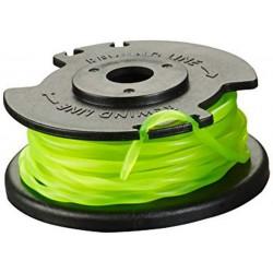 Bobina solo hilo trenzado Ø 2,0 mm + tapa para RLT36 / RLT36C33 / RLT36B33 / RY36LT33A-0 / RY36LT33A-120 Herramientas RYOBI
