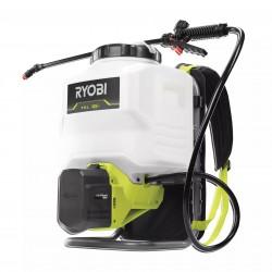 Pulverizador mochila 18V - 3,8 bars - flujo 1,5 l/min - depósito 15 L - vendido sin batería ni cargador Herramientas RYOBI