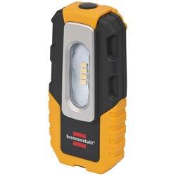 BRENNENSTUHL 1176440 - Linterna de trabajo LED con batería recargable HL DA 40 MH (200 lm) Herramientas Brennenstuhl
