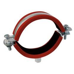 Abrazadera metálica deslizante isofónica M8+M10 tipo RID Ø 60 mm acero cincado Herramientas CELO