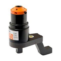 Multiplicador de par manual compacto con brazo de reacción acodado Herramientas BAHCO