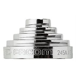 Accesorios para sacabocados y compás FACOM Ref. 245A.M3 Herramientas FACOM