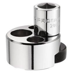 286A - Extractores de espárragos con moleta - Multidiámetro FACOM Ref. 286A Herramientas FACOM