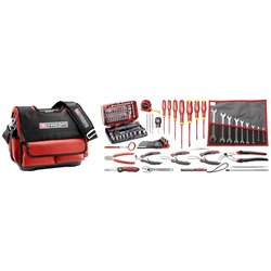 Selección electromecánico 80 herramientas - caja de herramientas textil FACOM Ref. BST14.EM40A Herramientas FACOM